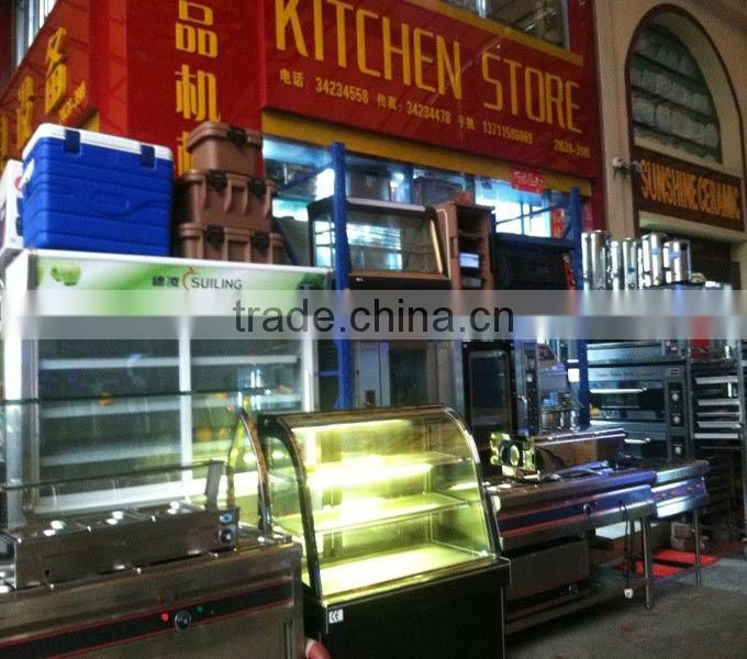 2016 factory price 0.33mm Stainless Steel gas tandoor clay oven for sale