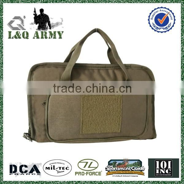 Tactical Double Pistol Bag