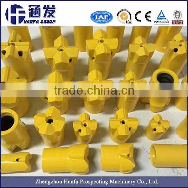 Customized Long Service Life Rock Drill Cross Bits