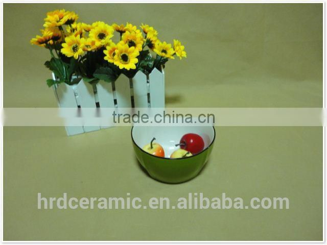 chinese factory ceramic hand custom printed porcelain ceramic bowls