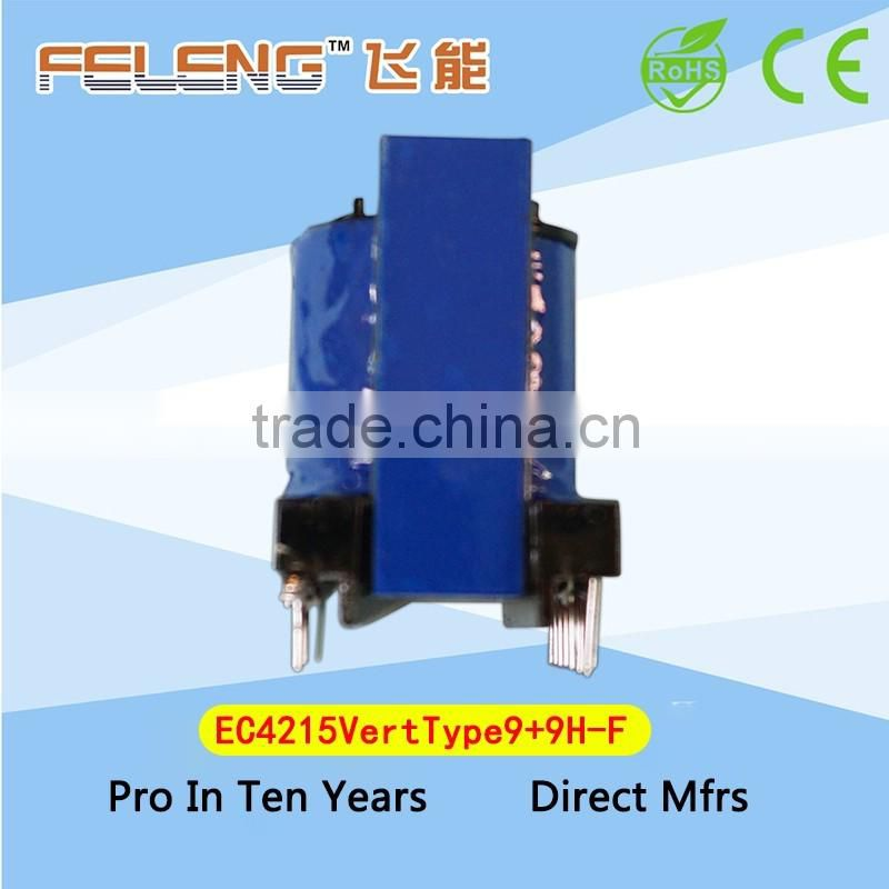 EC4215 Vertical Type High Frequency Transformer