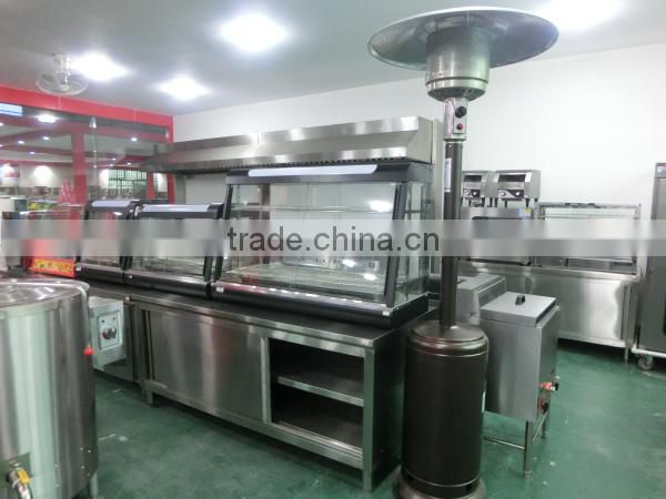 Hot sales Electric shawarma machine/doner kebab machine/shawarma grill machine(ZQ-800)