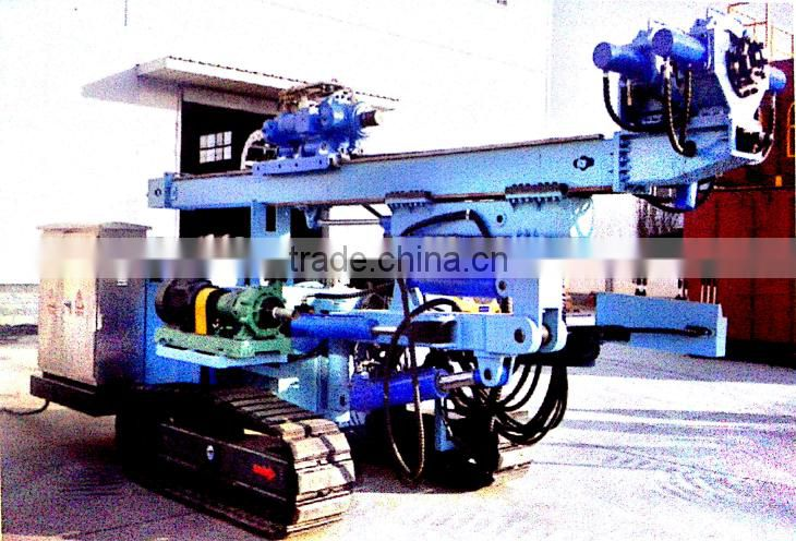 coal mine drilling machine , applied in the coalfield drilling