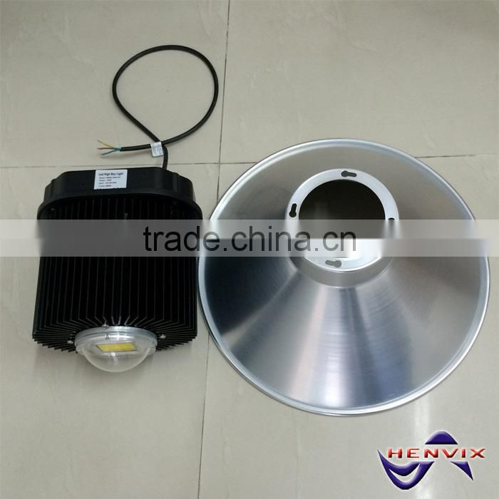 Outdoor industrial led high bay light 150w, high bay led light
