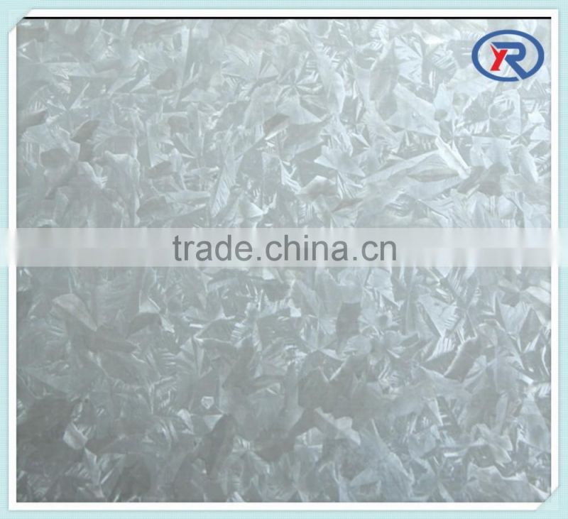 Q195 Cold Rolled galvanized Steel Sheet in coil 1.2mm thickness
