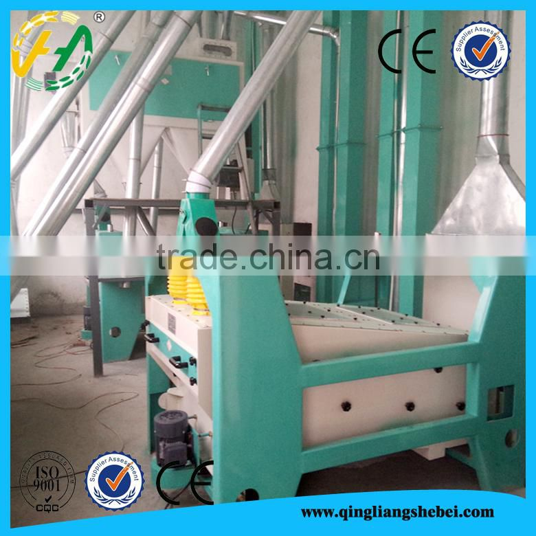 High efficiency seed cleaning sieve for grain processing