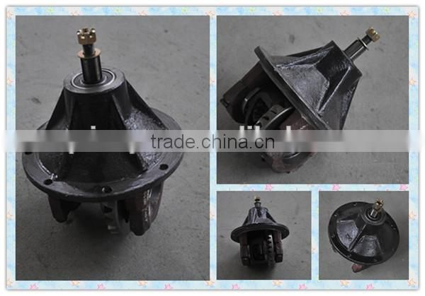 Cheap manual differential gearbox for tricycle