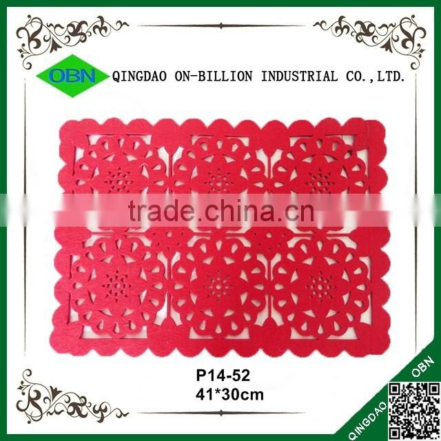 Wholesale new kids hot food table mat design