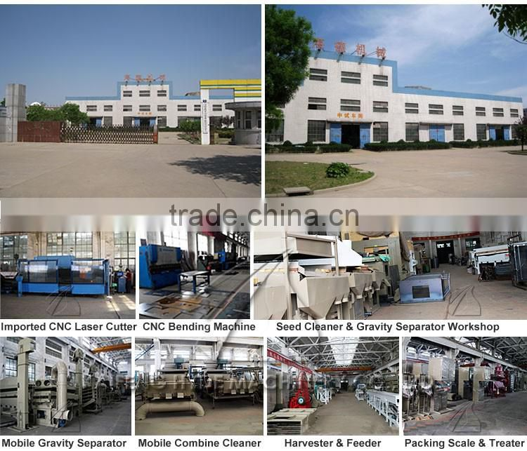 High efficent seed treatment equipment suppliers