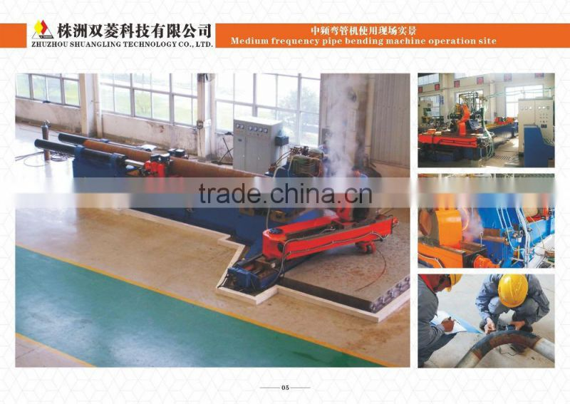 big diameter Hydraulic pipe bending machine