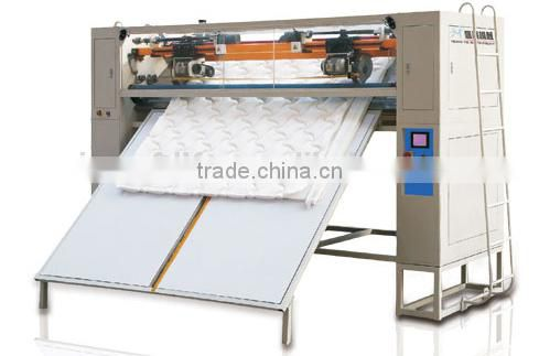 Panel Cutting Machine For Mattress Quilting Fabric (SL-PN)
