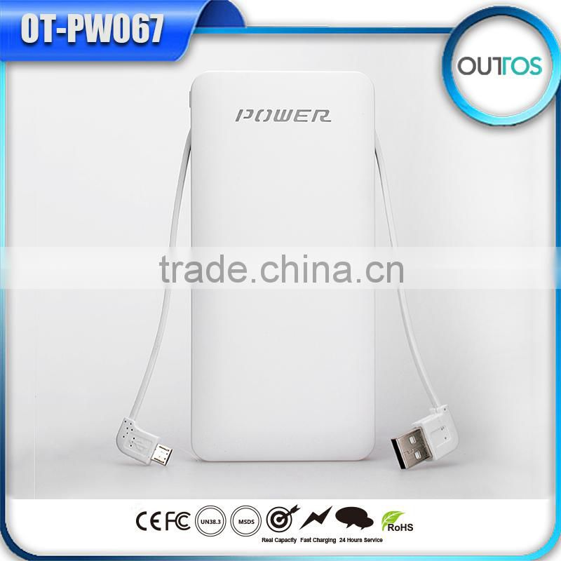 Power Bank Online Shopping USB Charger Power Bank for Mobile 10000mah Portable