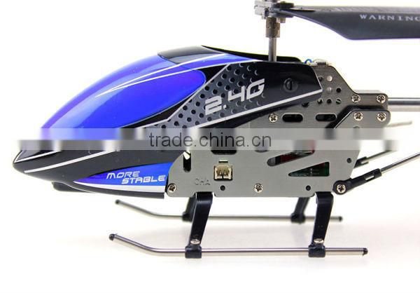 2.4G rc helicopter china 3.5 Channel Alloy RC Helicopter 3.5 channel rc helicopter