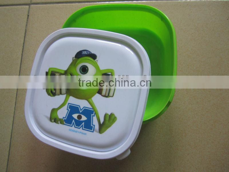 Factory direct sale cheap lunch box from china