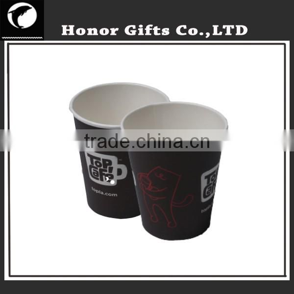 Disposable Double Wall 8oz 12oz 16oz Food Coffee Paper Cup
