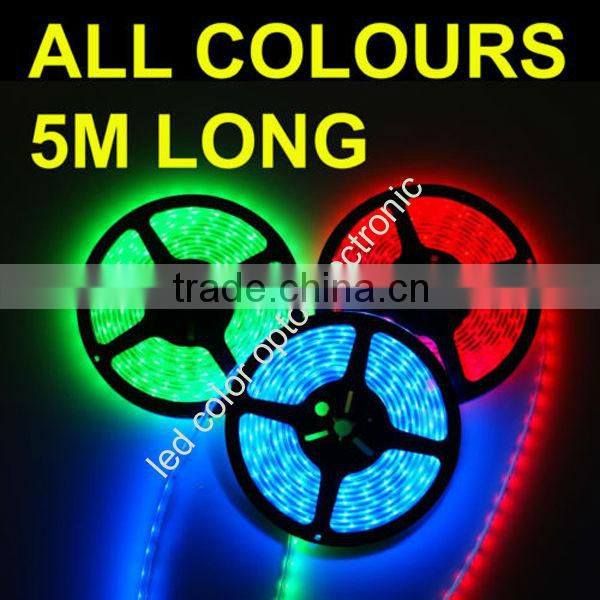 5050 high bright rgb flexible led strip light
