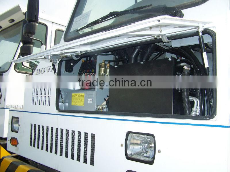 CNHTC GOOD QUALITY TERMINAL TRACTOR