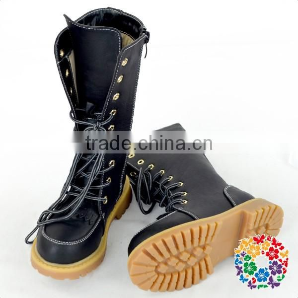 Cute Brown Baby Cowboy Boots Fashion Western Cowboy Boots Black Girls Long Boots