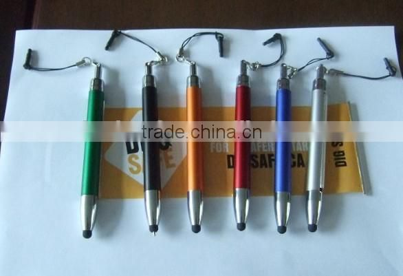 Customized Transparent pull out banner scroll pen