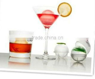 MA-1122 2013 Novelty Silicone Ice Ball Mold,Europe Use Ice Cube Ideal For Drinkers Drinking Whisky