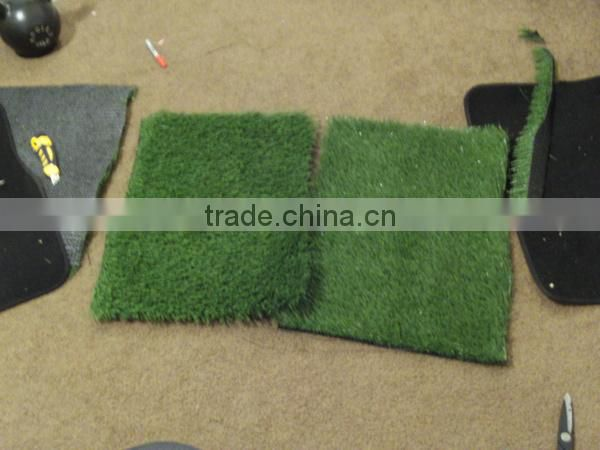 Artificial Grass Mat for outdoor boxwood grass mat