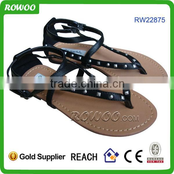 Children cheap sandals natural rubber flip flops