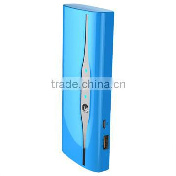 Factory portable cell phone rohs power bank 11000mah