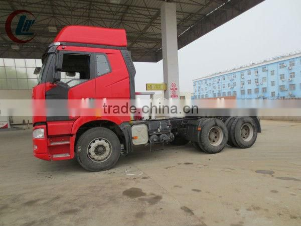 SINOTRUK HOWO A7 6*4 Trailer Towing Truck 420hp