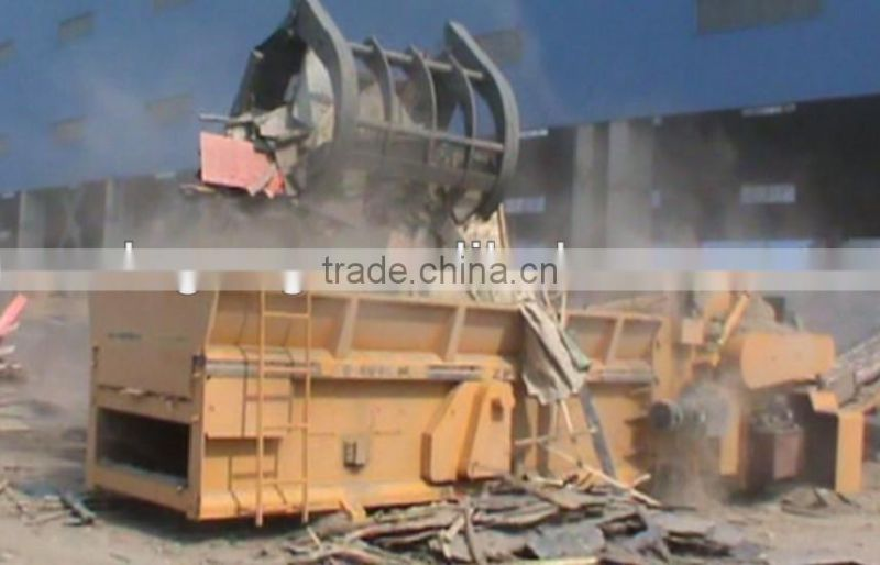 high capacity CE certificate used wood chippers for sale