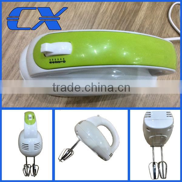 150W 5 Speed Electric hand mixer