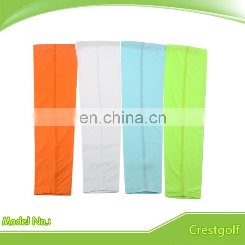 Cooling Ice Cotton Arm Sleeve Cheap Golf Sleeve