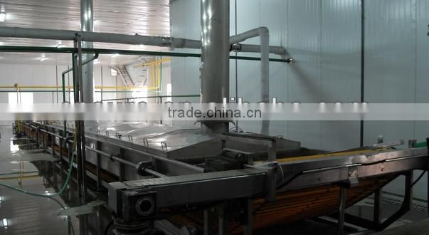 Rollaround-type Blanching Machine