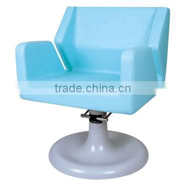 Round Base Modern Hydraulic barber chair hair cutting chairs with pedal wholesale barber supplies A066018