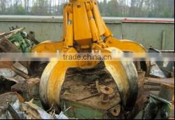 changeble crusher bucket excavator