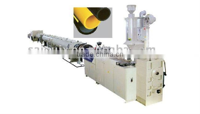 PP pipe production line
