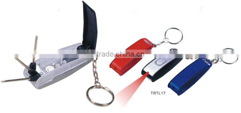 New 8 in1 Emergency Rescue Tool With LED Light Lamp Multi-functional Cool