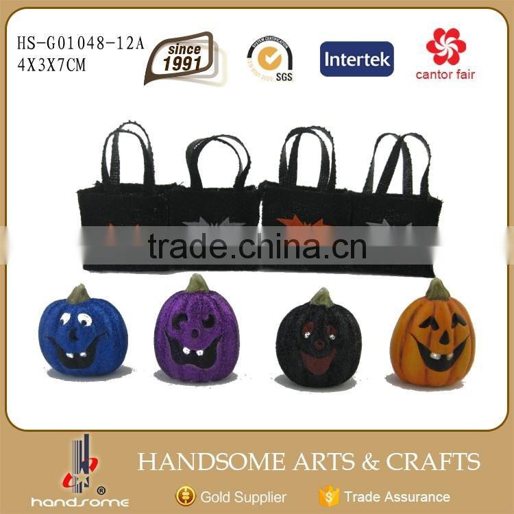 Halloween Pumpkin Decorative Halloween Pumpkin Ceramic Decorative Halloween Pumpkin