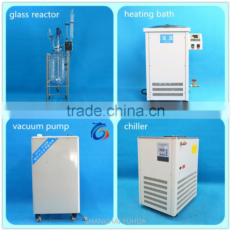 High Temperature Hot Oil Circulation Pump for Pharmaceutical