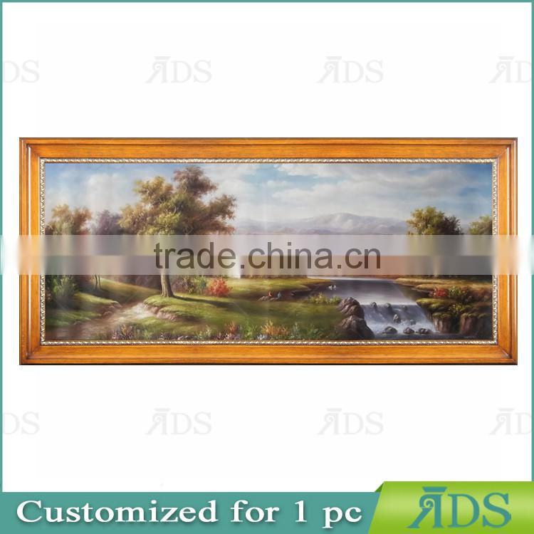 Custom Scenery Bedroom Oil Painting