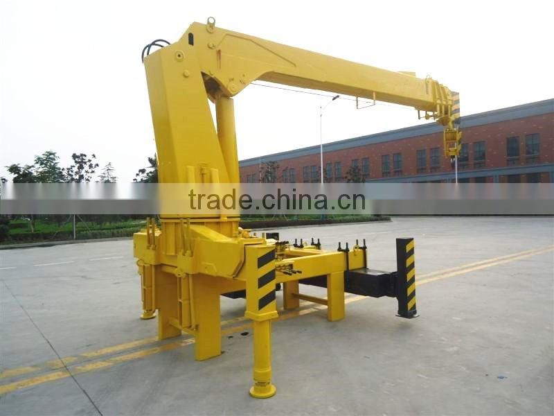 truck mounted crane for sale