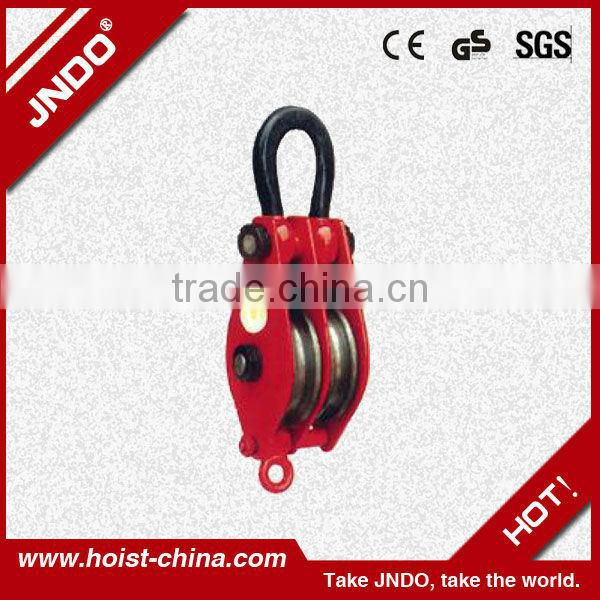 Top sale good quality lifting tools heavy duty snatch block