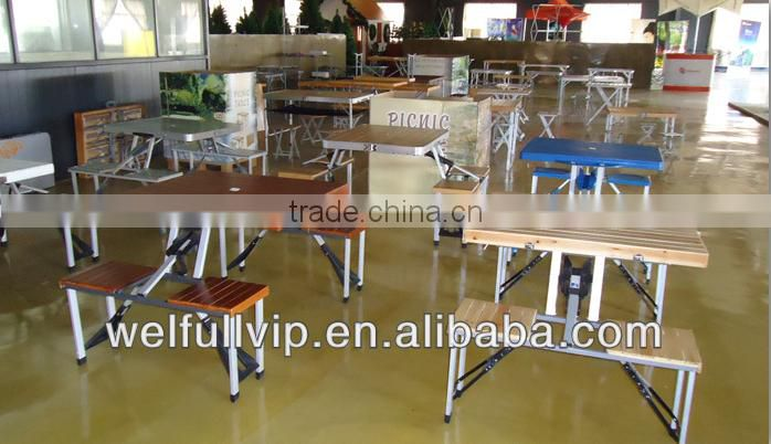 modern table camping table outdoor table