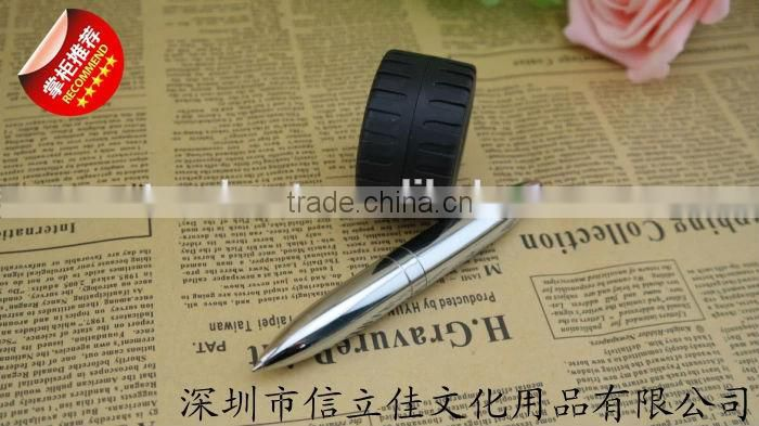 table stand pen , desk pen for bank , office and school supplier