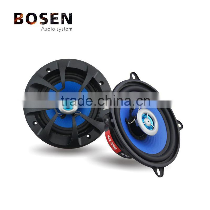 Excellent 5 inch coaxial car audio speaker