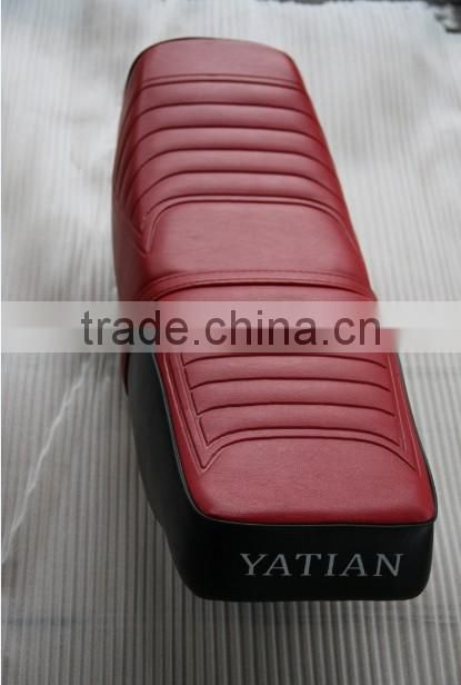 Professional mamufacturor of spare parts durable motorcycle seats