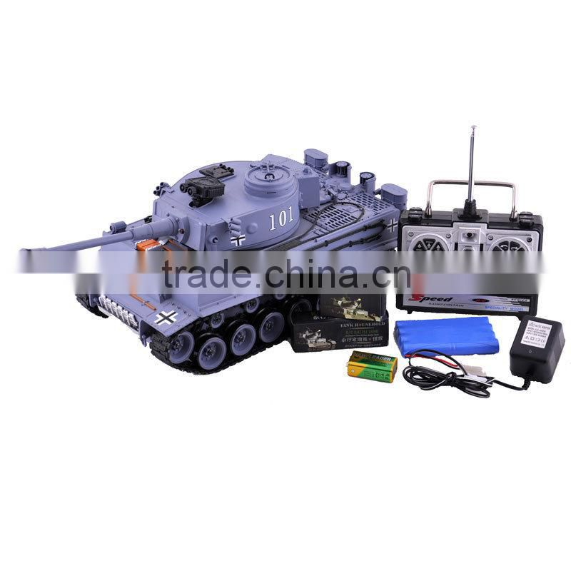 German RC Tiger with sound Tank rc tanks 1:20 tank rc Tank toy