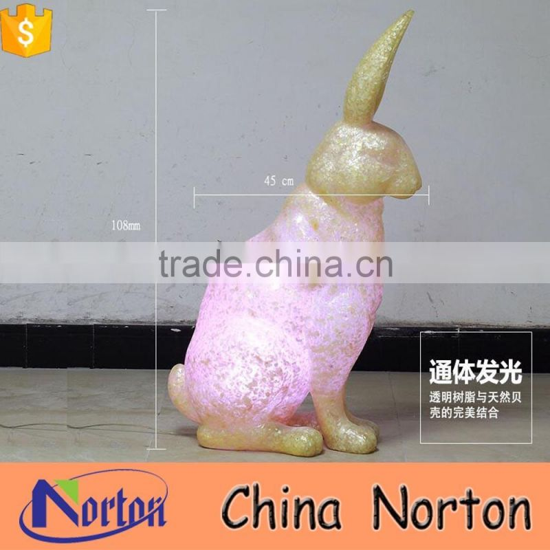 new products 2016 horse head pot decoration wedding NTRS-AD060X