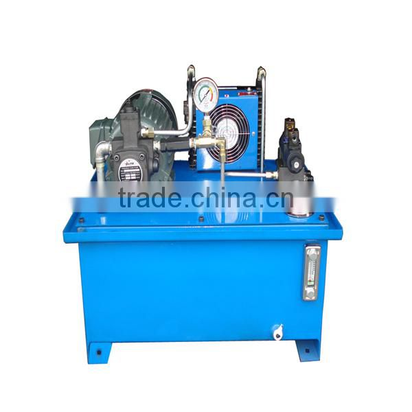 hydraulic steel coil slitting machine hydraulic system