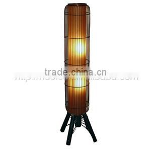 LAMP/BAMBOO FLOOR LAMP/Decorated LAMP DS-WH211 (DAY SPA)