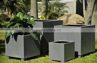 The Egg Shiny Glossy fiberstone pots, polystone, fiberglass for home and garden